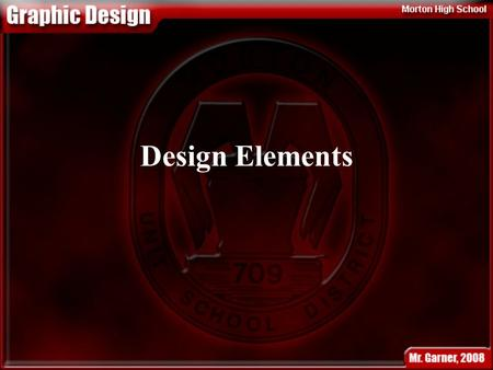 Design Elements. Quick Overview The elements of art are the building blocks of art/design creation. They are the VISUAL LANGUAGE of art. What are they?