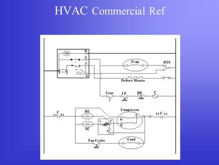 HVAC Commercial Ref.