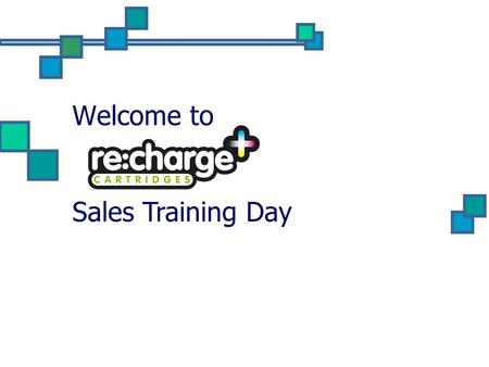 Welcome to Sales Training Day. Agenda 10am - 11am Workshop - The Basics of Selling Pre-call planning 'The Script' 11am – 12pm Testimonials – Tips & Advice.