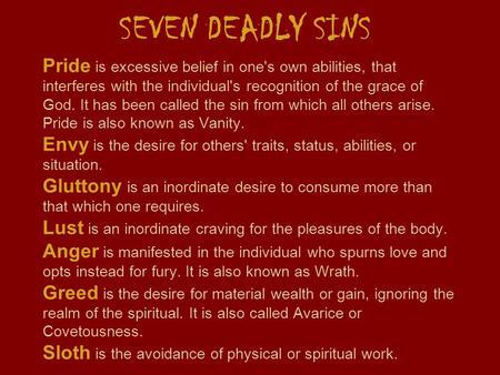 Sloth Greed Envy Adjustable Cuff unisex Wrath 7 Deadly Sins Pride Silver Jewelry Mortal Sins Gluttony Lust Seven Deadly Sins