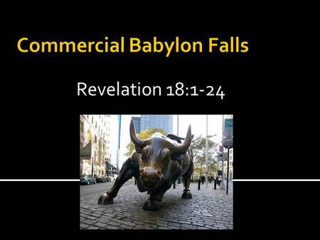 Commercial Babylon Falls