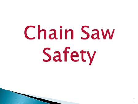 1. The more you know about your saw, the better. Knowing how the saw operates will give you a better understanding of how to use it safely. 2 It's a deal!
