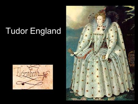 Tudor England. The Tudors Henry VII (Henry Tudor) won the War of the Roses Henry VIII, son of Henry VII –Sought male heir to throne –Broke Church of England.