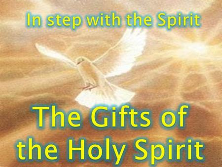 Present, offering, bribe, favour The 'gift of the Spirit' is Himself ; 'Repent and be baptised, every one of you, in the name of Jesus Christ for.