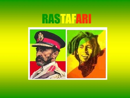 RASTAFARI. ORIGINS The origins of Rastafari begin with King Solomon, and the Queen of Sheba. On her visit to King Solomon in Jerusalem, she was converted.