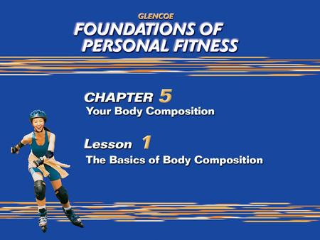 1. 2 What You Will Do Identify various body types. Analyze how your body composition can influence your functional health and fitness. Determine your.