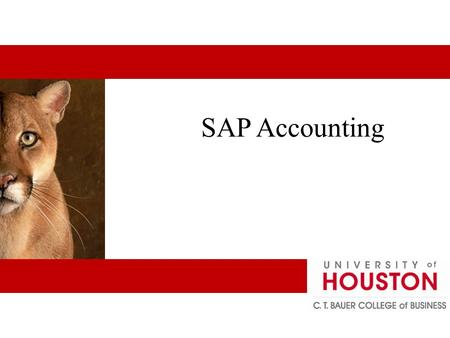 SAP Accounting. Statutory Accounting Insurers produce financial statement prescribed by NAIC Filed with insurance department of regulators Based on Statutory.