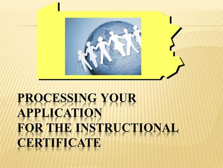 Instructional I and II  Instructional I is the first certificate. Also referred to as Provisional Certificate.  Instructional II means that you received.