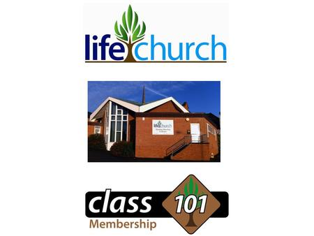 Knowing Christ Strengthening the Congregation The Basics For This Class 1.The church is a FAMILY. 2.God expects you to be A MEMBER of a church family.