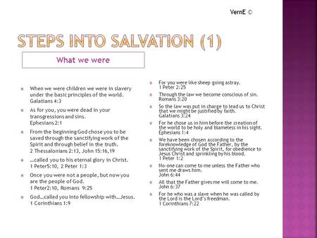 STEPS INTO SALVATION (1)