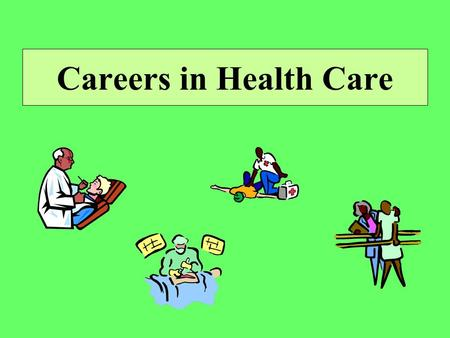 Careers in Health Care. Educational Requirements Associates Degree – 2 years Bachelors Degree – 4 years Masters Degree – 1-2 years Doctorate Degree –