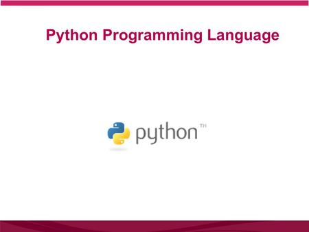 python programming language pdf download