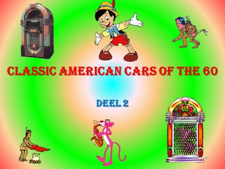 Classic American cars of the 60 Deel 2 Checker taxicab.