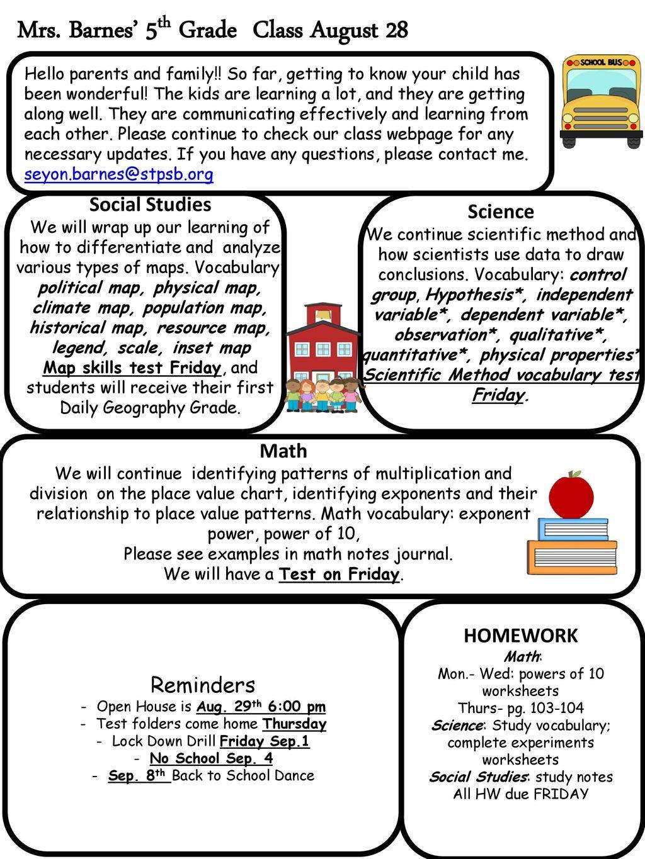 Scientific Method vocabulary test Friday. - ppt download Inside Scientific Method Worksheet Elementary