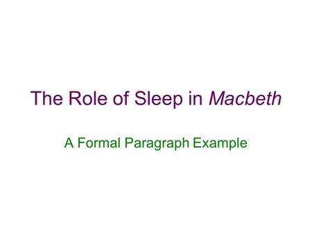 macbeth thesis paragraph example quotes Macbeth essay thesis example кирилл курепин загрузка how to write a 5 paragraph essay (outline) - продолжительность: 5:50 essay writing made easy with essayprocom 31 958 просмотров.