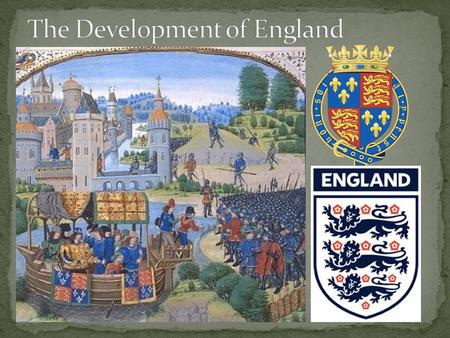 In 1066, England is invaded for the last time by William the Conqueror Battle of Hastings William keeps 1/5 of land; hands out rest to supporters.