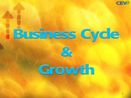 1. 1.To examine the four phases of the business cycle. 2.To relate the business cycle to current trends in the market, analyzing specific companies. 3.To.