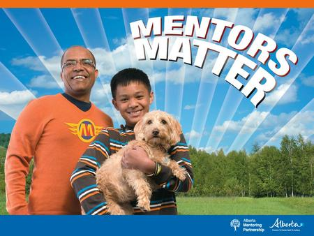 What is Mentoring? Mentoring is the presence of a caring individual(s) who provides a young person with support, advice, friendship, reinforcement and.