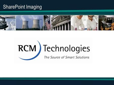 Enterprise Integration Solutions SharePoint Imaging.