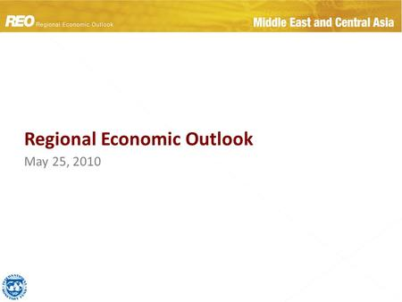 Global Outlook MENAP Overview Oil Exporters Oil Importers.