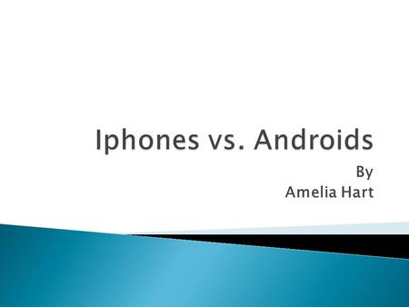 By Amelia Hart.  Both have a lot in common:  1. Both are Linux-based operating systems for smartphones that have been put together by companies best.