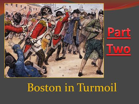 "Boston in Turmoil. Rap Battle ""George Washington vs. King George III US History Crash Course – Episode 6 ""Taxes and Smuggling"""