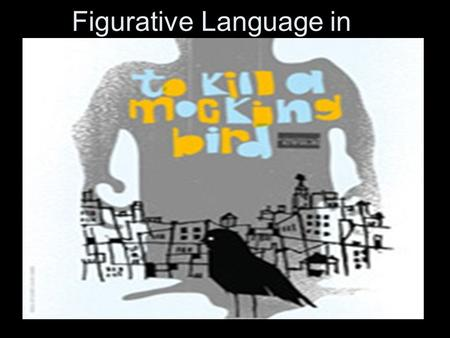 Figurative Language in