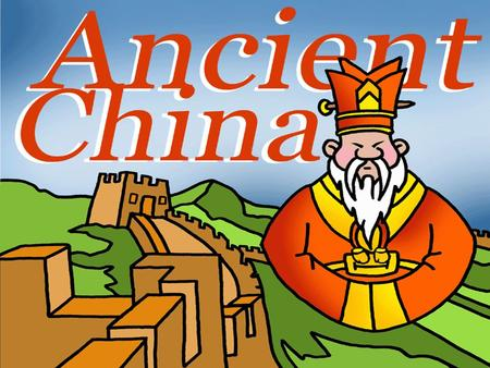 Ancient China. Introduction Ancient China was a fascinating mix of extreme extravagance and extreme poverty. The ancient Chinese invented paper, gunpowder,