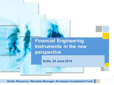 Financial Engineering Instruments in the new perspective