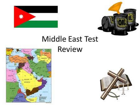 Middle East Test Review. 5 Pillars of Islam basics of Islamic laws & teachings Pray 5 Times a day toward the city of Mecca Believe in one god (Allah)