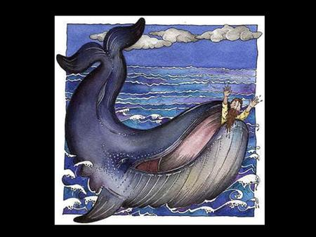 Who is Jonah? Jonah 1:1 1 The word of the L ORD came to Jonah son of Amittai: