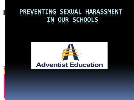 There are several forms of harassment….  Harassment can be based on: Sex Race National Origin Disability Religion All are illegal and a violation of.