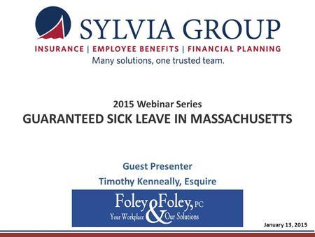 Massachusetts Sick Leave Compliance 1 June To edit date ...