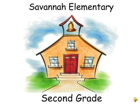 Savannah Elementary Second Grade It is very important that you look at your child's binder on a daily basis. Be sure to sign your child's conduct communication.