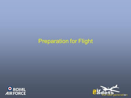 Preparation for Flight. Recap Aircraft Maintenance Ground Handling Prep for Flight.