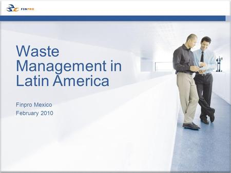 Waste Management in Latin America