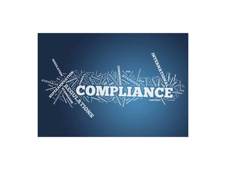 The importance of a Compliance program is to ensure that our agency meets the highest possible standards for all relevant federal, state and local regulations,