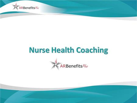 Nurse Health Coaching. 2 What is Nurse Health Coaching? Nurse Health Coaching is a program that can help people with health conditions control their disease.