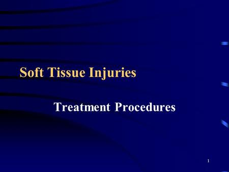 1 Soft Tissue Injuries Treatment Procedures. 2 Skin Anatomy and Physiology Body's largest organ Three layers –Epidermis –Dermis –Subcutaneous tissue.