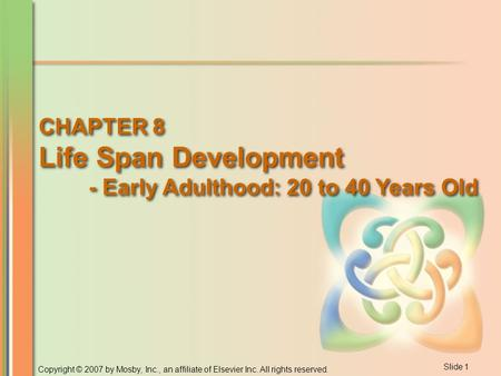 chapter 2 lifespan This chapter provides an overview of those factors influencing consistency and change and highlights the complex - ity and multidimensional nature of human development as it unfolds through one's lifespan.