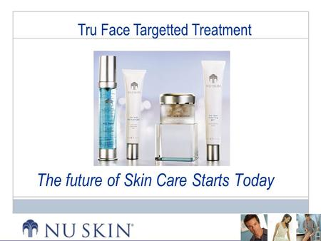 The future of Skin Care Starts Today