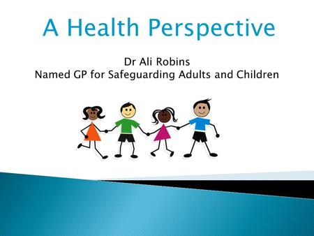 Named GP for Safeguarding Adults and Children