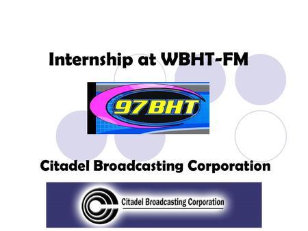 Re-branding WYSF-FM in Birmingham By Whit McGhee COM 330 May ppt