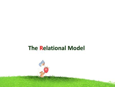 The Relational Model. Introduction Introduced by Ted Codd at IBM Research in 1970 The relational model represents data in the form of table. Main concept.