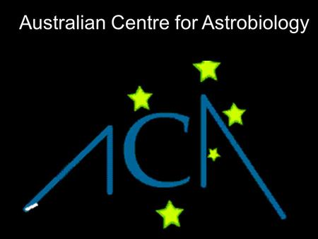 Australian Centre for Astrobiology. Hyperspectral and Field mapping of an Archean Serpentinized Komatiite unit in Western Australia Applications for CRISM.
