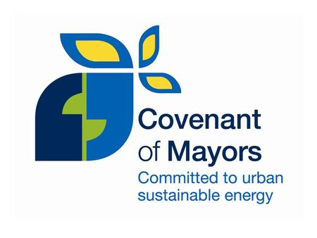 Why the Covenant of Mayors? 75% of European population live in urban areas 80% of energy consumption and CO 2 emissions come from cities 1.9% is the growth.