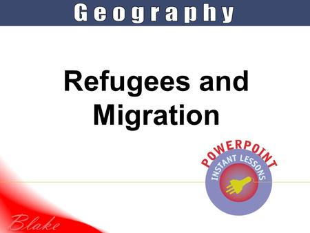 Refugees and Migration. Persons of concern In 2005, there were approximately 20 million people worldwide who had been identified by the United Nations.