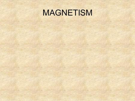 MAGNETISM. Specification Magnetism and electromagnetism Magnetism understand that magnets repel and attract other magnets and attract magnetic substances.