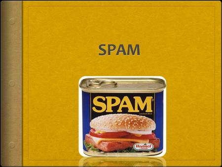 What is Spam  Any unwanted messages that are sent to many users at once.  Spam can be sent via email, text message, online chat, blogs or various other.