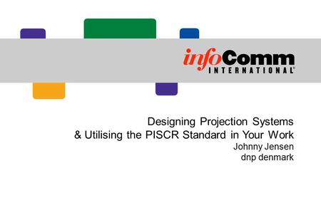 Designing Projection Systems